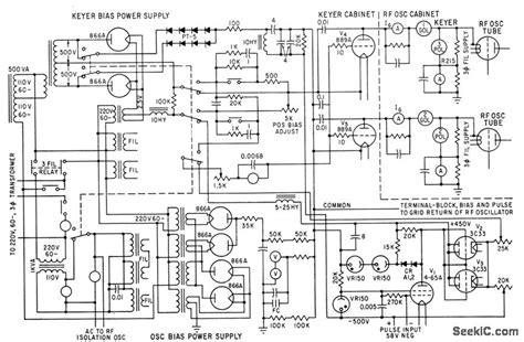 induction heating circuit diagram induction heater power oscillator circuit diagram
