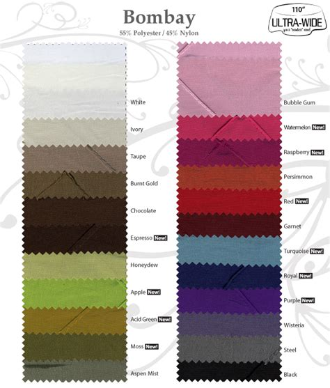printable fabric swatch cards bombay pintuck swatch card premier table linens com