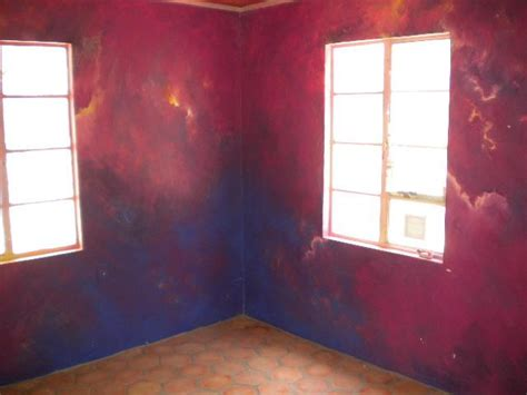 spray painting interior walls sturm und drang house photos