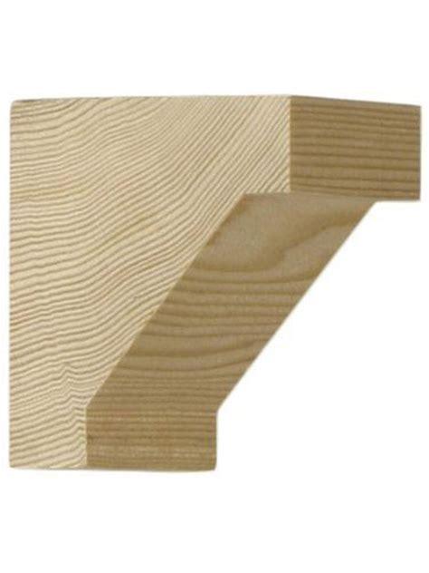 Corbel Plate by Small Hemlock Craftsman Corbel 2 3 4 Quot X 2 3 4 Quot X 1 1 2