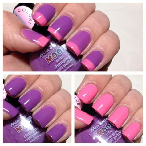 color changing acrylic nails color changing mood nail need to buy