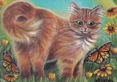 Mini Ransel Cat Anf Butterfly Lucu 1000 images about cats paintings on painting mini paintings and