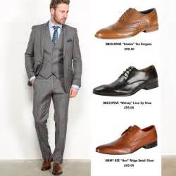 what color shoes with grey suit 17 best ideas about grey suit brown shoes on