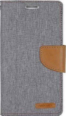 Mercury Iphone 5 5s Canvas Diary mercury canvas diary gray iphone 5 5s se skroutz gr