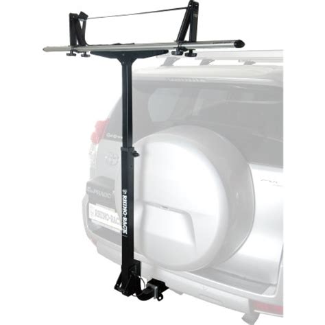 Rhino Rack T Loader by Rhino Rack T Loader 2in Receiver Hitch Backcountry