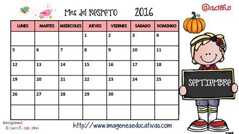 imagenes educativas calendario 2017 calendario 2016 2017 trabajamos los valores 1 imagenes