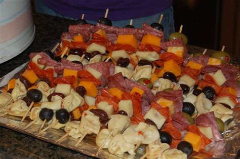 baby shower appetizers pin by cheryl johnson on bridal shower
