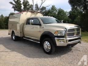Dodge Ram Crew Cab For Sale 2011 Dodge Ram 5500 4x4 Crew Cab 21k 85k