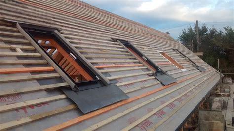 trusses battens roof cladding fascias gutters spouts