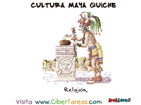 imagenes de maya quiche religi 243 n cultura maya quiche cibertareas