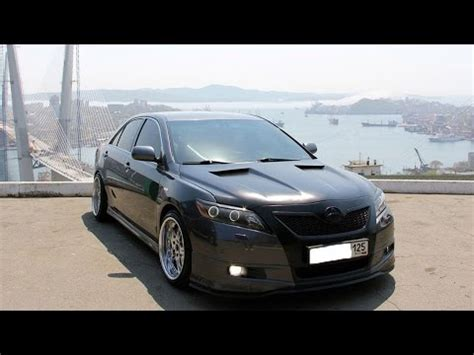 toyota camry tuning youtube