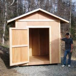 1 simple 8 215 8 shed plans simple shed