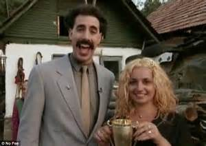 Borat Banned In Russia by Kazakhstan S Cleanest In The Region