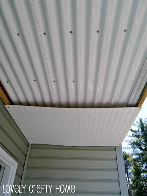 Diy Deck Drainage System by 187 Deck Ceiling Continued