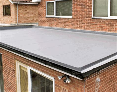 Flat Roof by Is A Flat Roof More Eco Friendly Than A Sloped Roof
