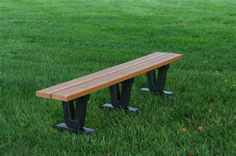 basic bench basic backless bench all garden benches
