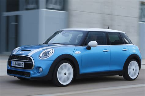 Mini 4 Door by Mini Stretches Out With New Hardtop 4 Door W Update