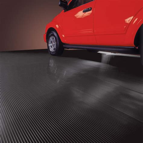 Ribbed Garage Floor Mats by Blt Ribbed Roll Garage Floor Mats Garageflooringllc
