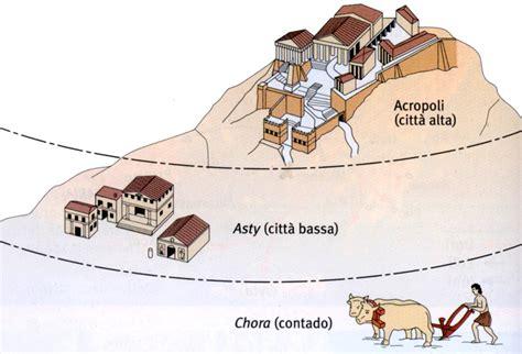 isola greca dei vasi la polis greca la grecia