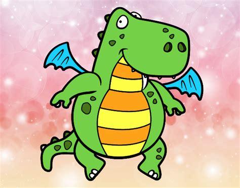 drago volante disegno drago volante colorato da utente non registrato il