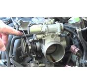 How To Fix A Sticking Accelerator Cable Throttle Body