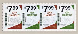 hair coupons 7 99 great clips 7 99 coupons 2015