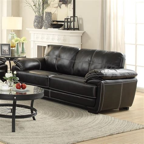 baseball sofa coaster zenon two cushion sofa with baseball stitching