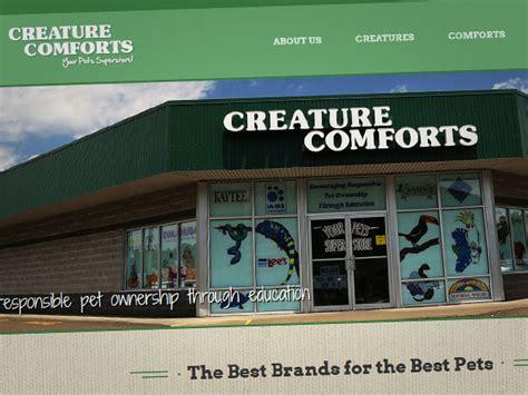 creature comforts binghamton ny portfolio our clients blue pixel studios binghamton ny