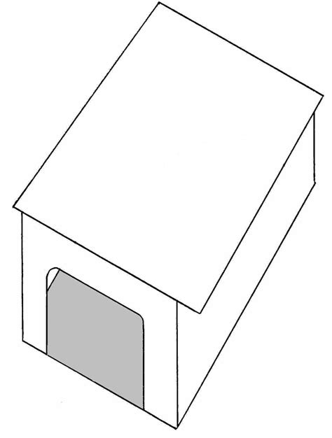 insulated dog house plans for large dogs free free insulated dog house plans for large dogs