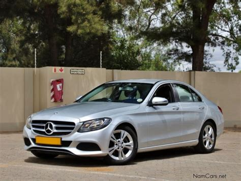 mercedes c180 used mercedes c180 2016 c180 for sale windhoek
