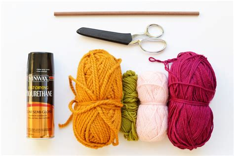 Materials For String - diy string wall