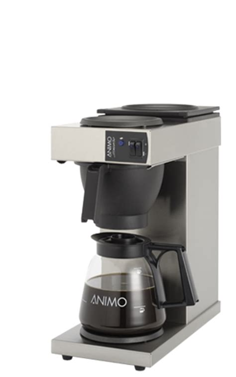 Excelso Coffee commercial coffee machines animo excelso range