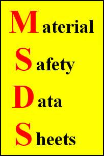 Msds Cover Sheet Template by Information About Msds