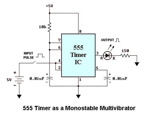 utm resistor datasheet 74121 or 555 timer as a one