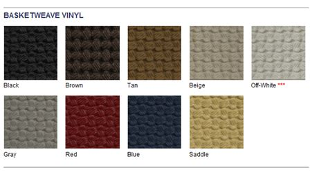 Auto Weave Upholstery by Vw Seat Upholstery Set Basketweave Vinyl Select