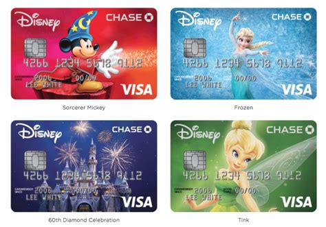 Chase Visa Gift Card - star wars card designs and cardmember exclusives announced for disney visa