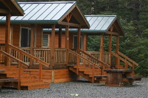 Neah Bay Cabin Rentals by Big Salmon Fishing Resort Our Services