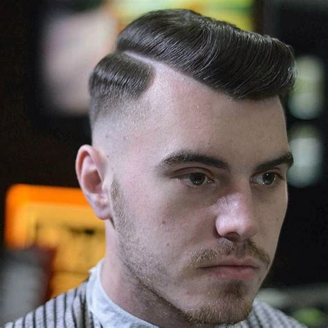 military haircut side part men 30 crisp military haircuts for a clean masculine style