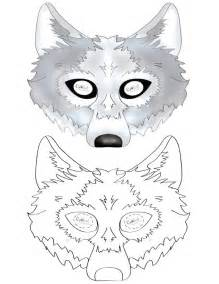 wolf mask template 25 best ideas about wolf mask on masks