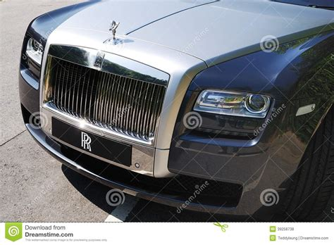 cartoon rolls royce rolls royce ghost editorial image cartoondealer com