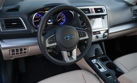 subaru legacy 2015 interior car and driver