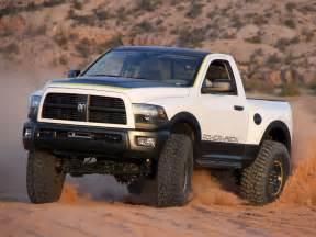 Dodge Offroad Truck 2010 Dodge Mopar Ram Power Wagon Concept Truck Offroad 4x4