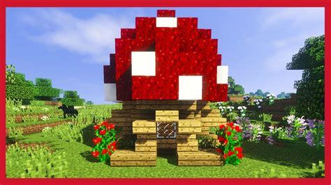 minecraft come costruire una casa minecraft come costruire una casa fungo