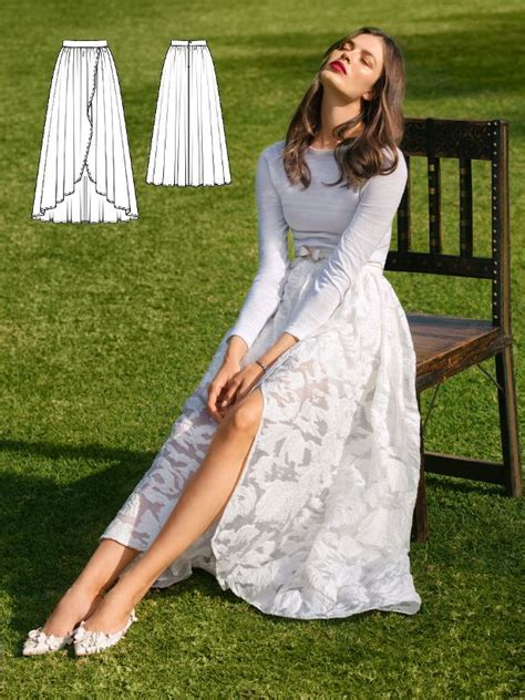 25  best ideas about Wedding Dress Sewing Patterns on