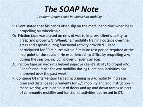 soap notes presentations youtube