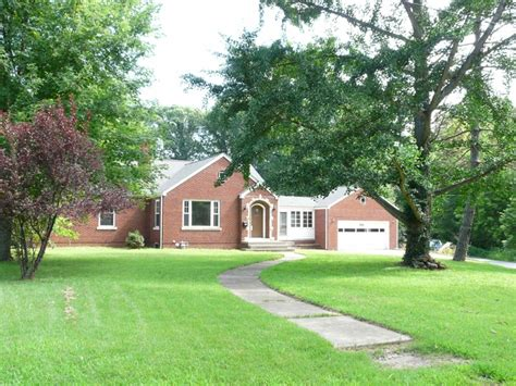 brick ranch on almost one acre in the of