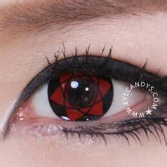 buy red contacts & halloween contact lenses | eyecandy's