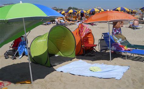 tenda spiaggia bambini riviera romagnola con bambini pro e contro vacanza a