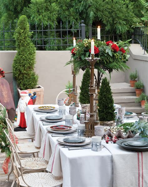 victoria dreste designs holiday tablescapes inspired style five holiday tablescapes victoria magazine