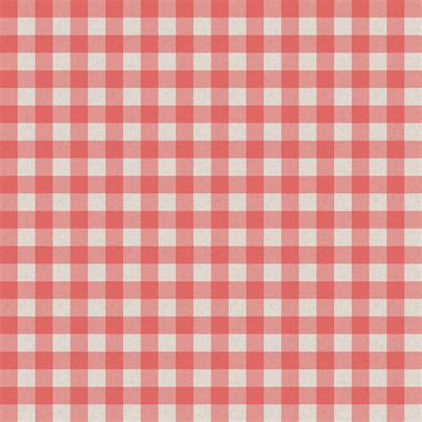 checker pattern texture red white kitchen table cloth texture